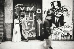 Soureia + Johann's NY City Hall Wedding Michael Simonitsch Photography