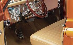 1969 Chevrolet C10 Dash