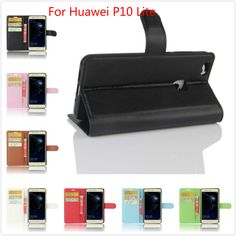 PU Leather case for Huawei P10 Lite Wallet With Card Holder Stand case For Huawei P10 Lite 5.2'' Vintage Cover Coque Fundas. Yesterday's price: US $4.60 (3.77 EUR). Today's price: US $3.22 (2.66 EUR). Discount: 30%.