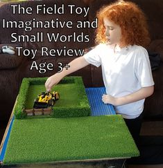 The Field is an amazing toy product from Ireland that really is a game-changer.