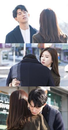 "[Spoiler] ""That Man Oh Soo"" Lee Jong-hyun Faints into Kim So-eun's Arms"