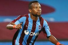 Ogenyi Onazi, plays for Turkish club Trabzonspor Trabzonspor midfielder, Onazi Ogenyi, has tasked Super Eagles to go all out for the CH. The Ch, Eagles, Battle, Stars, Eagle, Sterne