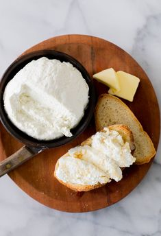 Homemade Ricotta and visit to Wildcat Dairy Farm