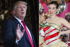 President-elect Donald Trump on Thursday secured the Radio City Rockettes to perform at his Jan. 20 inauguration — but at least one dancer was not happy with the decision. Rockette Phoebe Pearl sai…