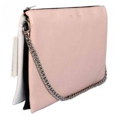 CÉLINE Multicolour Leather Handbag Trio