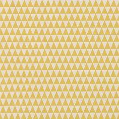 Bomuld ubleget/karry trekanter