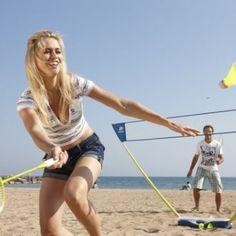 Artengo Easy Set - Prenez du plaisir à jouer au badminton !  #Artengo #Badminton #Easyset