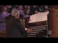 Former Tabernacle Organist Robert Cundick Passes Away