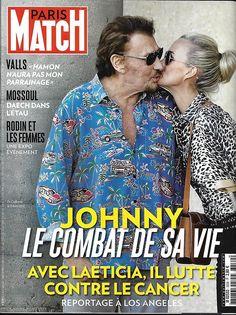 PARIS MATCH N°3539 16 MARS 2017  JOHNNY HALLYDAY/ RODIN/ MOSSOUL/ HAUTE COUTURE/ TEHERAN
