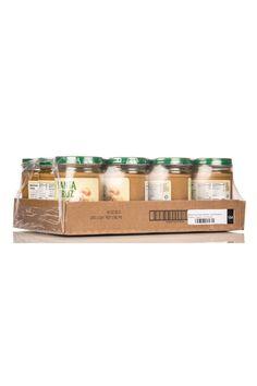Santa Cruz Creamy Light Roasted Peanut Butter, Organic, 6 x 16 oz Sources Of Vitamin A, Vitamin E, Peanut Butter Brands, Peanut Oil, Roasted Peanuts, Organic, Food, Products, Santa Cruz