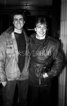 George en David Cassidy