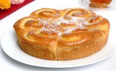 french yeast pastry - Chinois - französisches Hefegebäck
