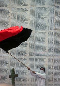 Memorial for Victims pf Dictatorship, Santiago, Chile by Marcelo Montecino