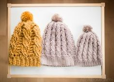 All about Ami | beanie pattern
