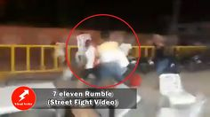 Viral Video: Away sa Seven Eleven (Street Fight Video)