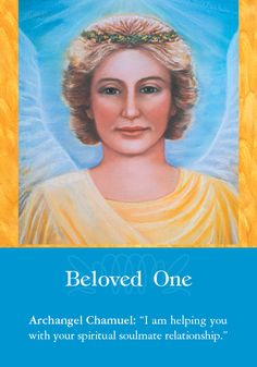 Oracle Card Beloved One | Doreen Virtue - Official Angel Therapy Website