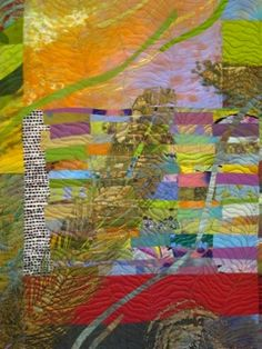 sue benner quilt workshop