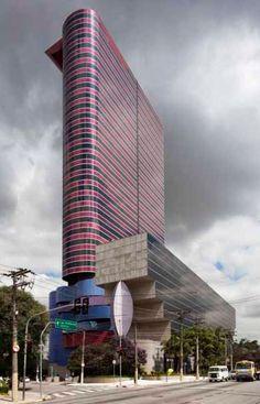 Tomie Ohtake Institute, São Paulo, Brazil                                                                                                                                                                                 More