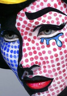 Exceptional facepainting