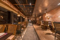 Restaurante Maestro Tzu,© Renzo Rebagliati Fotografía