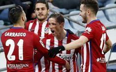 la diretta di Atletico Madrid-Real Sociedad Il rendimento dei Colchoneros è stato impeccabile in campionato, da dicembre ha perso solo due sfide, contro il Barcellona al Camp Nou e contro il Malaga alla Rosaleda. Anche la Real Sociedad è in ot