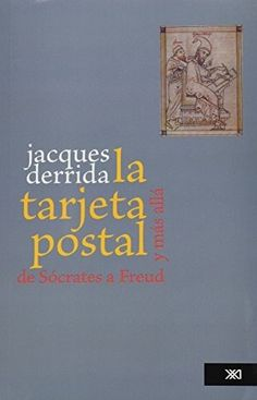 JACQUES DERRIDA -  la tarjeta postal - Movie Posters, Movies, Writers, Letters, Books, Men, Artists, 2016 Movies, Film Poster