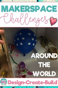 Combine thematic units and creative, artistic, outside-the-box thinking in these STEM and STEAM Makerspace activities about people and places around the world! They are a great way to incorporate STEM into your core Reading, Math, Science or Social Studie
