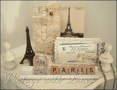 Vintage with Laces - Studio