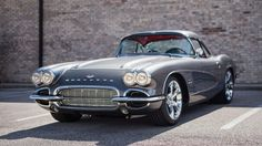 1961 Chevrolet Corvette Resto Mod presented as Lot S123 at Kissimmee, FL