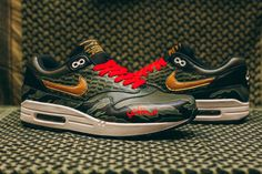 """amongst few Team Up with SBTG on the Air Max 1 """"Alpha Foxtrot"""""""
