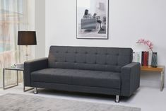 Buy online discount Cherryvale Modern Convertible Loveseat by Wade Logan Futon Bed, Futons, Online Discount, Logan, Convertible, Living Room Decor, Love Seat, Beds, Cozy
