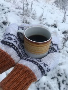 Norwegian Hygge With Marius Cup