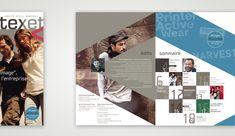Création graphique<br /> Magazine // Mise en page