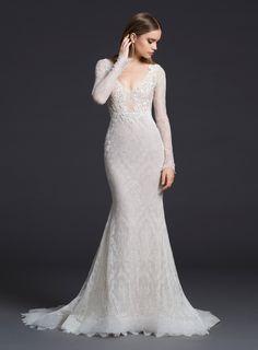 Lazaro Fall 2016 Bridal Gown | Wedding Dress | Bridal Fashion