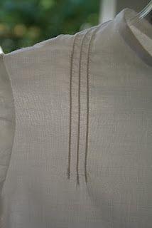 Corded Pintucks Tutorial