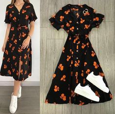 Indian Fashion Dresses, Girls Fashion Clothes, Teen Fashion Outfits, Mode Outfits, Cute Casual Outfits, Simple Outfits, Stylish Outfits, Stylish Dresses, Cute Dresses