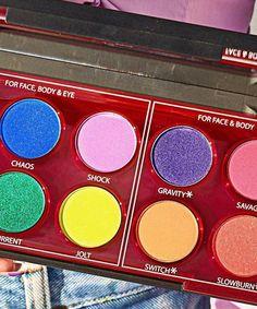 Embrace the rainbow Bright Eyeshadow, Eyeshadow Palette, Rainbow, Skin Care, Rain Bow, Rainbows, Skincare Routine, Skins Uk, Skincare