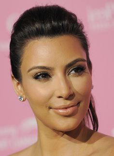 Kim's overload of the natural look