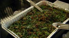 roasted wild mushroom leeks & fennel salad from biggest loser