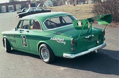 Comfort Racing -  Volvo Amazon