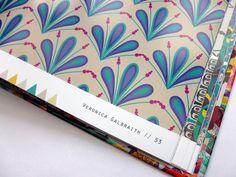 Texitura magazine - Print designs by Veronica Galbraith   Pitter Pattern