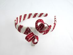 Christmas kisses boutique bow alice band :-)