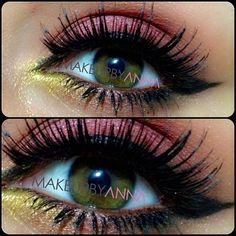 Mac cranberry @sugarpillmakeup goldilux with @doseofcolors lashes in double dose