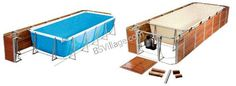 copertura fai da te piscina fuori terra - Cerca con Google