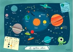 Perfect for my little boy's room. (and for his daddy who dreamed to be astronaut...)