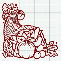Michelle's Adventures with Digital Creations: My First Thanksgiving File