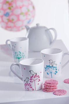 C'est l'heure du thé !