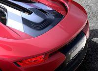 This Porsche Study Would Make For A Killer Ferrari 488 Rival