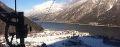 Verse sneeuw in de Alpen en het Sauerland