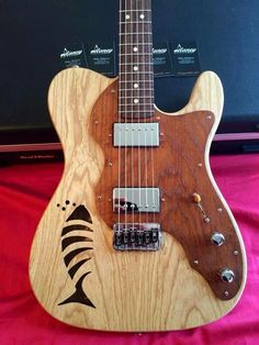 Delaney Tele Samantha Fish Signature Model